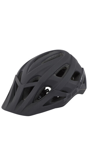 Cube Am Race Helm black'n'black